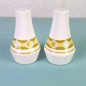 Noritake Japan Vintage Salt and Pepper Shakers